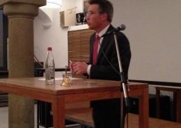Vortrag von Otto Lederer, MdL