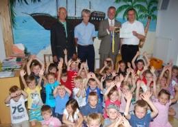 Spende für Kindergarten Oberwöhr